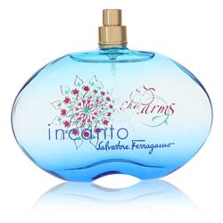 Incanto Charms Perfume by Salvatore Ferragamo 3.4 oz Eau De Toilette Spray (Tester)