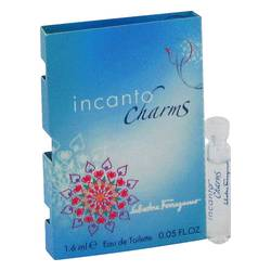 Incanto Charms Perfume by Salvatore Ferragamo 0.05 oz Vial (sample)