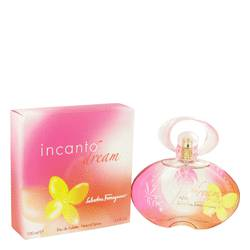 Incanto Dream Perfume by Salvatore Ferragamo 3.4 oz Eau De Toilette Spray