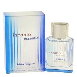 Incanto Essential Cologne by Salvatore Ferragamo 1 oz Eau De Toilette Spray