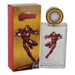 Iron Man Avengers Cologne by Marvel 3.4 oz Eau De Toilette Spray