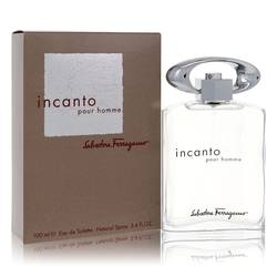 Incanto Cologne by Salvatore Ferragamo 3.4 oz Eau De Toilette Spray