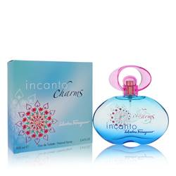 Incanto Charms Perfume by Salvatore Ferragamo 3.4 oz Eau De Toilette Spray