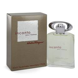 Incanto Cologne by Salvatore Ferragamo 1.7 oz Eau De Toilette Spray