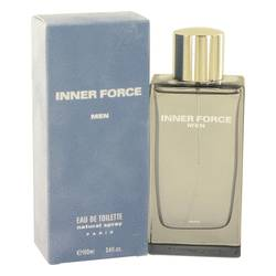 Inner Force Cologne by Glenn Perri 3.4 oz Eau De Toilette Spray