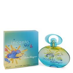 Incanto Sky Perfume by Salvatore Ferragamo 3.4 oz Eau De Toilette Spray