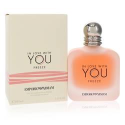 In Love With You Freeze Perfume by Giorgio Armani 3.4 oz Eau De Parfum Spray