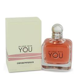 In Love With You Perfume by Giorgio Armani 3.4 oz Eau De Parfum Spray