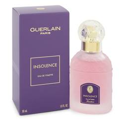 Insolence Perfume by Guerlain 1 oz Eau De Toilette Spray (New Packaging)