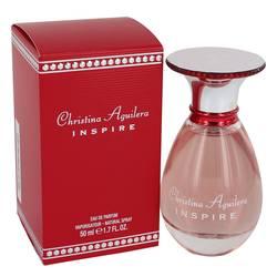 Christina Aguilera Inspire Perfume by Christina Aguilera, 50 ml Eau De Parfum Spray for Women
