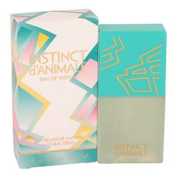 Instinct D'animale Perfume by Parlux 1 oz Eau De Parfum Spray