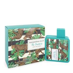 Into The Jungle Perfume by Mandarina Duck 3.4 oz Eau De Toilette Spray (Unisex)
