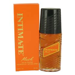 Intimate Musk Perfume by Jean Philippe 3.6 oz Eau De Cologne Natural Spray