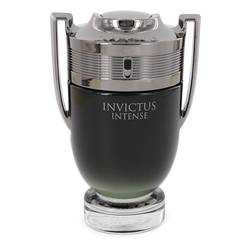 Invictus Intense Cologne by Paco Rabanne 3.4 oz Eau De Toilette Intense Spray (Tester)