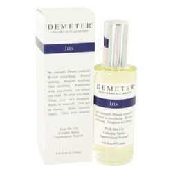 Demeter Perfume by Demeter 4 oz Iris Cologne Spray