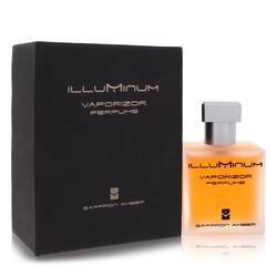 Illuminum Saffron Amber Perfume by Illuminum 3.4 oz Eau De Parfum Spray