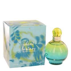 Island Fantasy Perfume by Britney Spears, 3.3 oz EDT Spray for Women