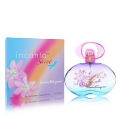 Incanto Shine Perfume by Salvatore Ferragamo 3.4 oz Eau De Toilette Spray