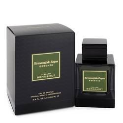 Italian Bergamot Cologne by Ermenegildo Zegna 3.4 oz Eau De Parfum Spray