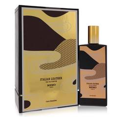 Italian Leather Perfume by Memo 2.5 oz Eau De Parfum Spray (Unisex)