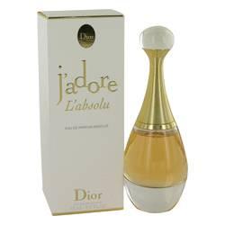 Jadore L'absolu Perfume by Christian Dior 2.5 oz Eau De Parfum Spray