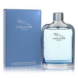 Jaguar Classic Cologne by Jaguar 2.5 oz Eau De Toilette Spray