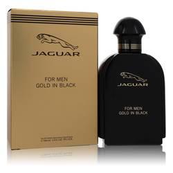 Jaguar Gold In Black Cologne by Jaguar 3.4 oz Eau De Toilette Spray