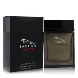 Jaguar Vision Iii Cologne by Jaguar 3.4 oz Eau De Toilette Spray