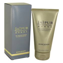 Jaipur Cologne by Boucheron 5 oz Shower Gel