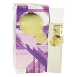Justin Bieber Collector's Edition Perfume by Justin Bieber 3.4 oz Eau De Parfum Spray