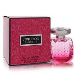 Jimmy Choo Blossom Perfume by Jimmy Choo 2 oz Eau De Parfum Spray