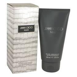 Jimmy Choo Man Cologne by Jimmy Choo 5 oz After Shave Balm