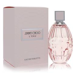 Jimmy Choo L'eau Perfume by Jimmy Choo 3 oz Eau De Toilette Spray