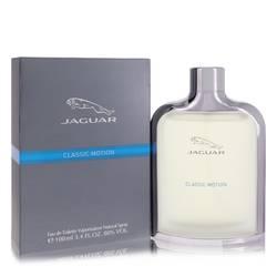 Jaguar Classic Motion Cologne by Jaguar 3.4 oz Eau De Toilette Spray