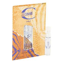 Just Cavalli Cologne by Roberto Cavalli 0.05 oz Vial (sample)