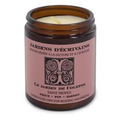 Jardins D'ecrivains Colette Perfume by Jardins D'ecrivains 6 oz Candle
