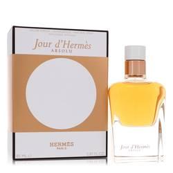 Jour D'hermes Absolu Perfume by Hermes 2.87 oz Eau De Parfum Spray Refillable