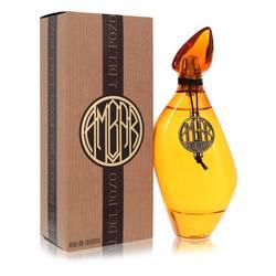 J Del Pozo Ambar Perfume by Jesus Del Pozo 3.4 oz Eau De Toilette Spray