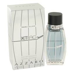 Azzaro Jetlag Cologne by Azzaro 2.6 oz Eau De Toilette Spray