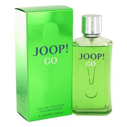 Joop Go Cologne by Joop! 3.4 oz Eau De Toilette Spray