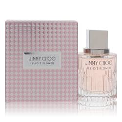 Jimmy Choo Illicit Flower Perfume by Jimmy Choo 2 oz Eau De Toilette Spray