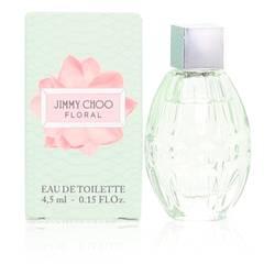 Jimmy Choo Floral Perfume by Jimmy Choo 0.15 oz Mini EDT