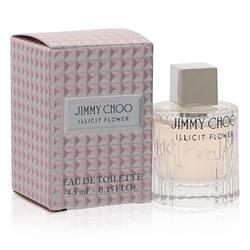 Jimmy Choo Illicit Flower Perfume by Jimmy Choo 0.15 oz Mini EDT Spray