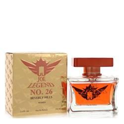 Joe Legend No. 26 Perfume by Joseph Jivago 3.4 oz Eau De Parfum Spray