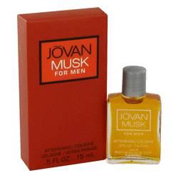 Jovan Musk Cologne by Jovan 0.5 oz Aftershave/Cologne