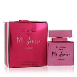 Jo Milano Mi Amour Perfume by Jo Milano 3.4 oz Eau De Parfum Spray