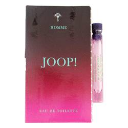 Joop Cologne by Joop! 0.04 oz Vial (sample)