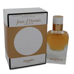 Jour D'hermes Absolu Perfume by Hermes 1.6 oz Eau De Parfum Spray Refillable