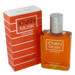 Jovan Musk Cologne by Jovan 8 oz After Shave/Cologne
