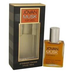 Jovan Musk Cologne by Jovan 2 oz After Shave Cologne Special